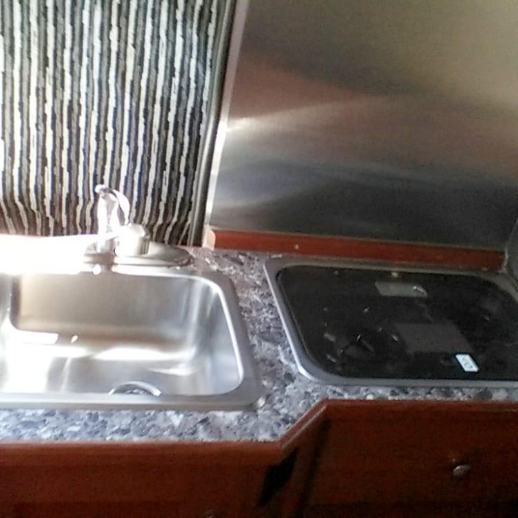 Sink/stove