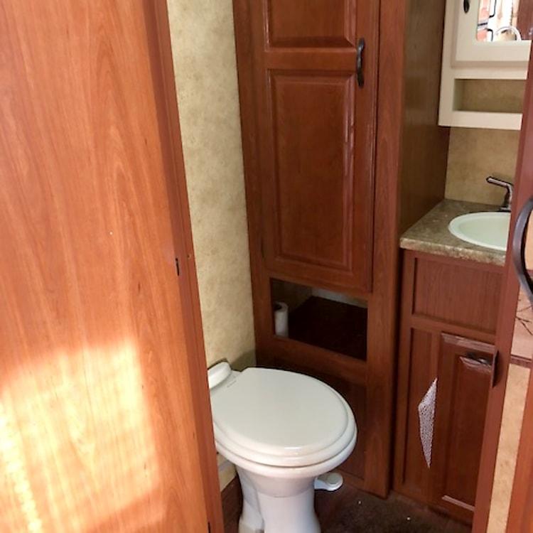 Bathroom / Shower
