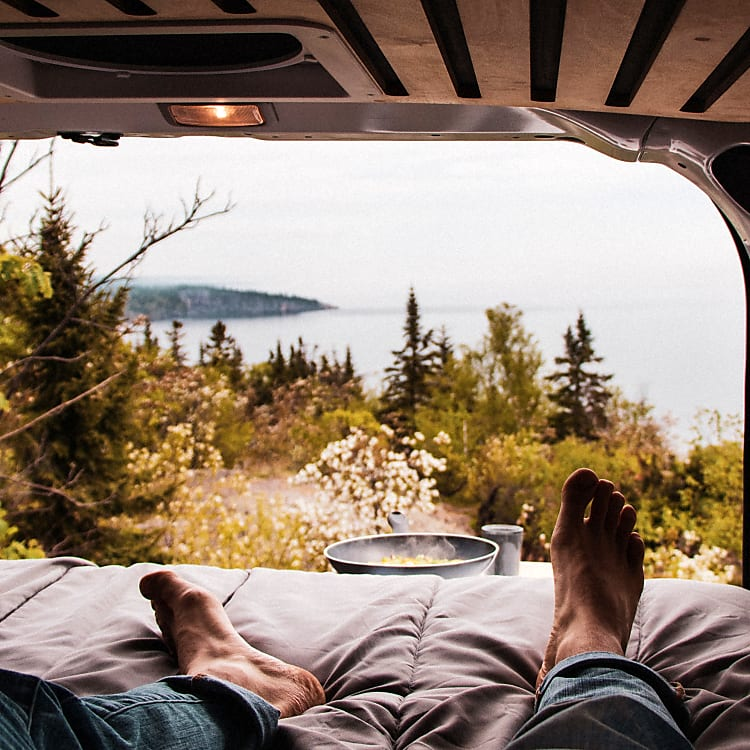 Wake up to these views!