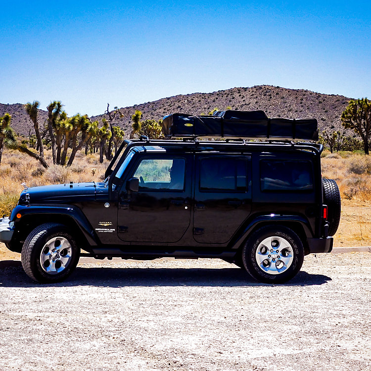 Great for overlanding and boondocking