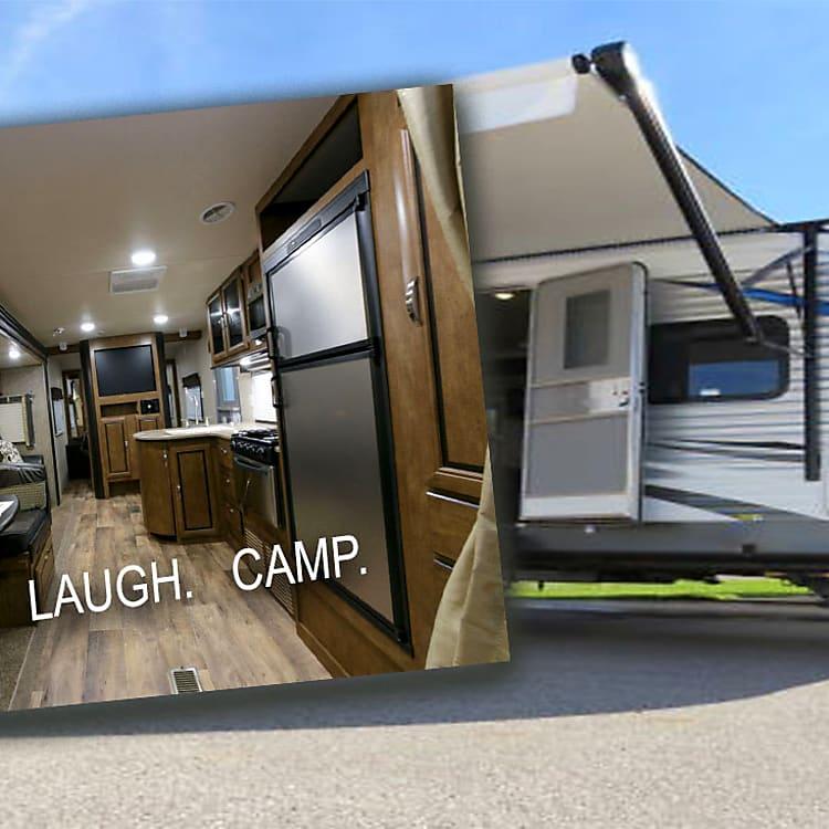 Live. Laugh. Camp.