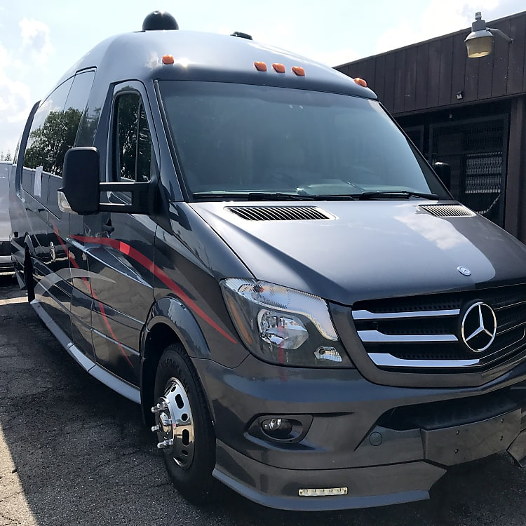 Beautiful Turbo Diesel Mercedes Sprinter 3500