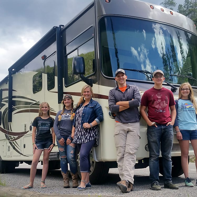 Make memories with your family that will last a lifetime!  We have traveled to all 48 connected states and LOVE our RV!!  You will too!