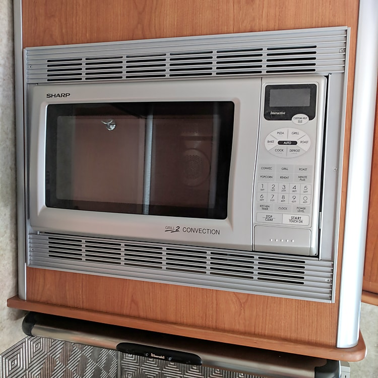 micro and convection oven