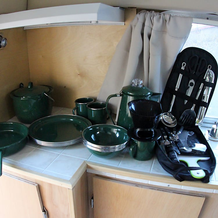 Cookware and Utensils