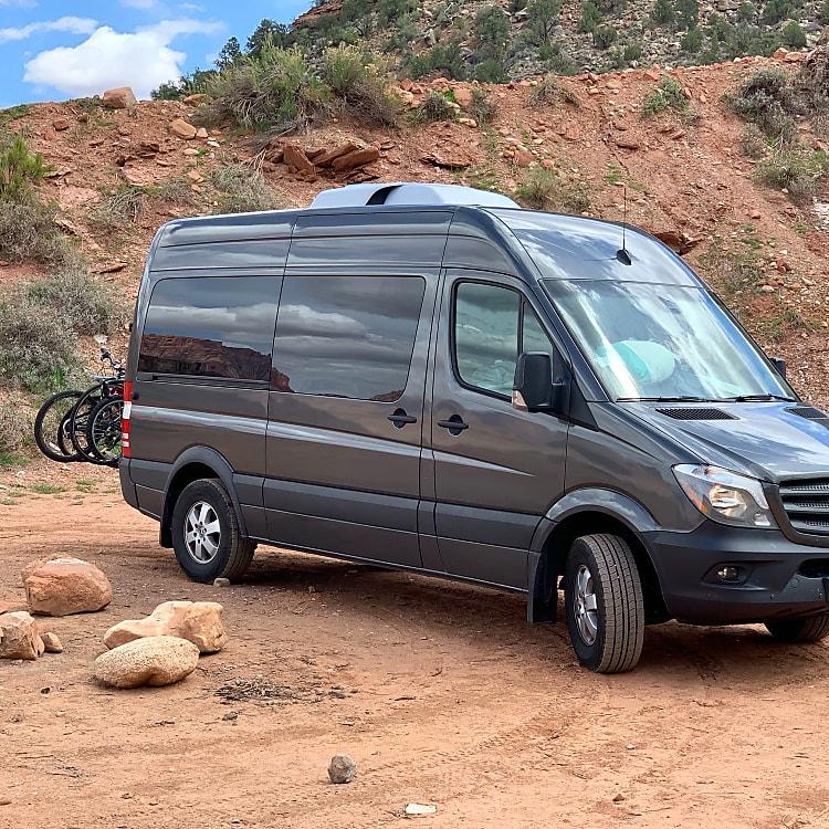 2018 Mercedes Sprinter Motor Home Camper Van Rental in ...