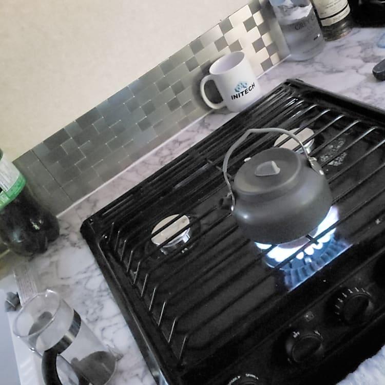 3 burner Stove and Oven