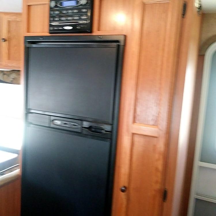 frigerator/ freezer.