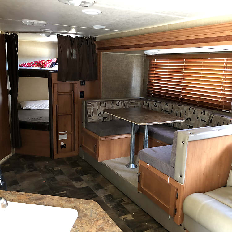 Lots of room in this camper