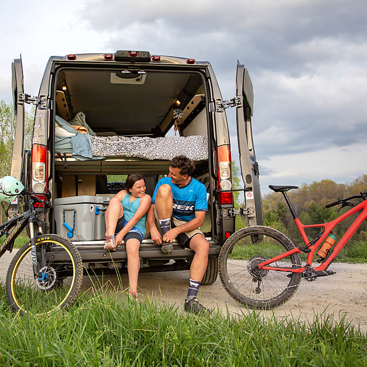 Plenty of cargo space for all of your toys.