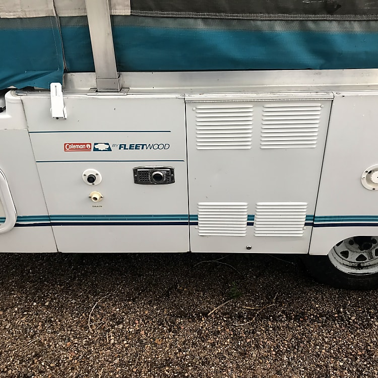 Water and electric (210) hook up available. Indoor and outdoor cooking options.