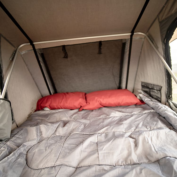 The best sleep you've ever gotten in a tent
