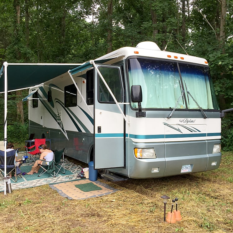 Camping at Red Wings Roots Music Festival