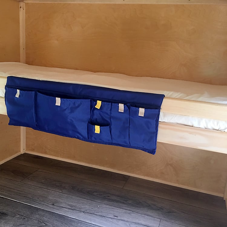 Child-sized bunk