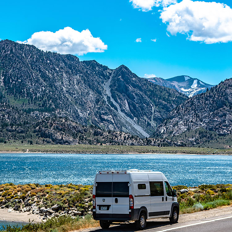 June Lake, California