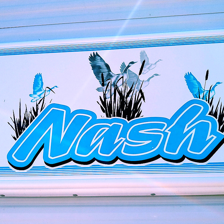 Oh I just love the Nash brand!