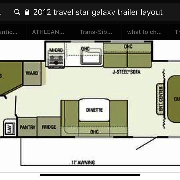 Trailer Floor Plan.