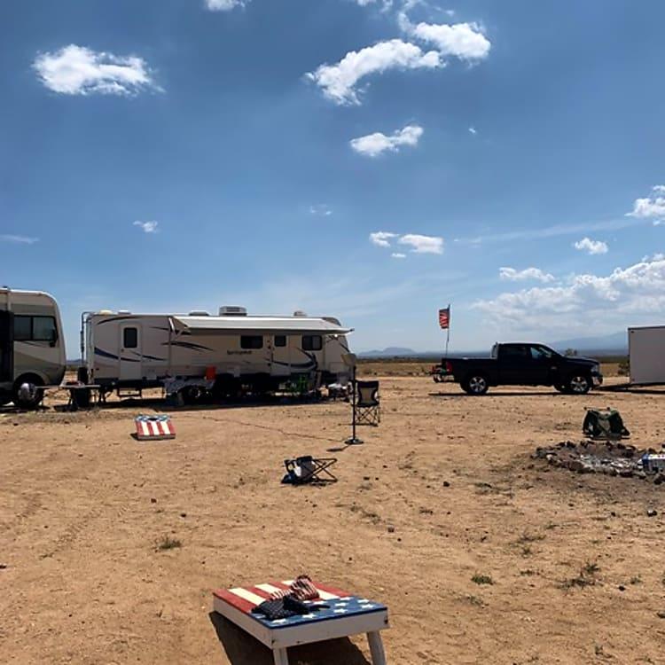 Cal City Camping!