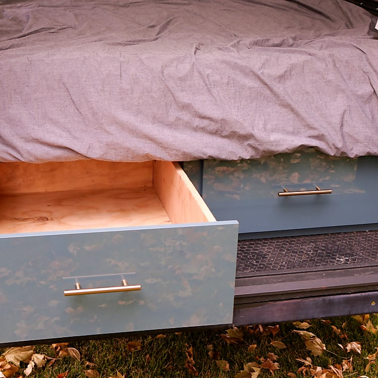 """Large clothes drawers (30"""" deep)"""