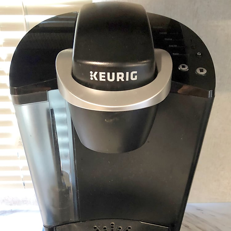 Yes the Keurig is included, just bring your K-Cups!