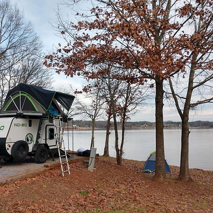 Yarberry Campground, Tennessee