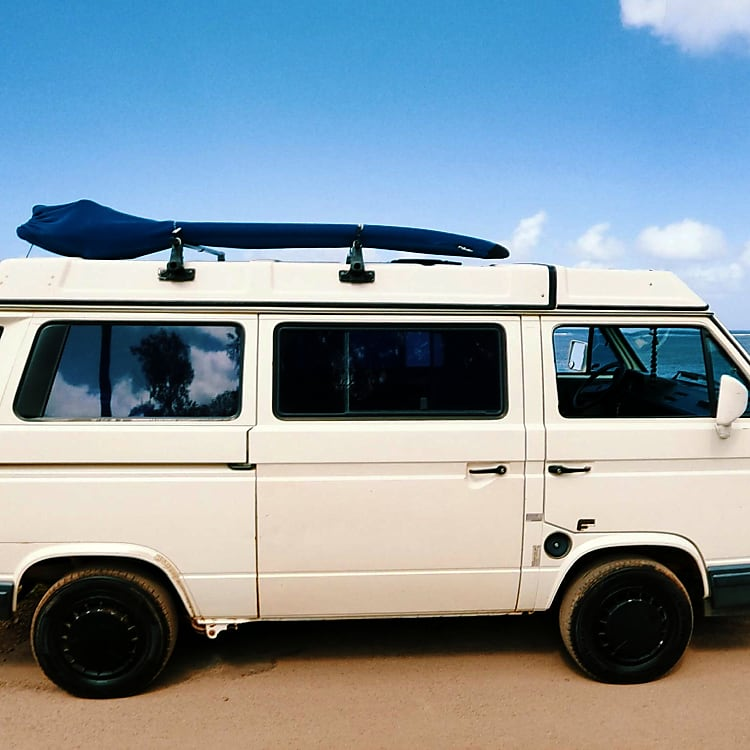 1990 Westfalia full Campervan.