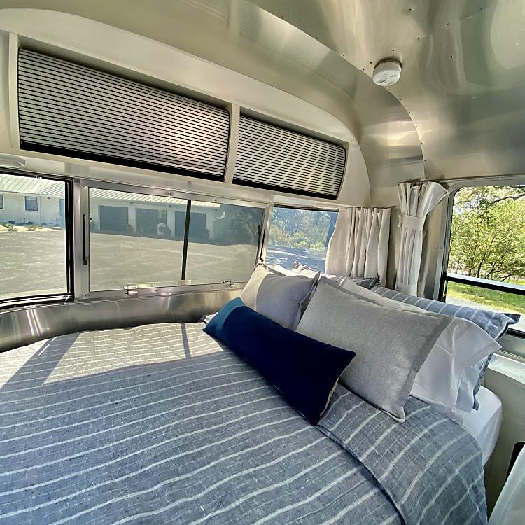 Restoration Hardware bed linens and duvet