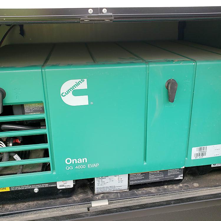 On board generator