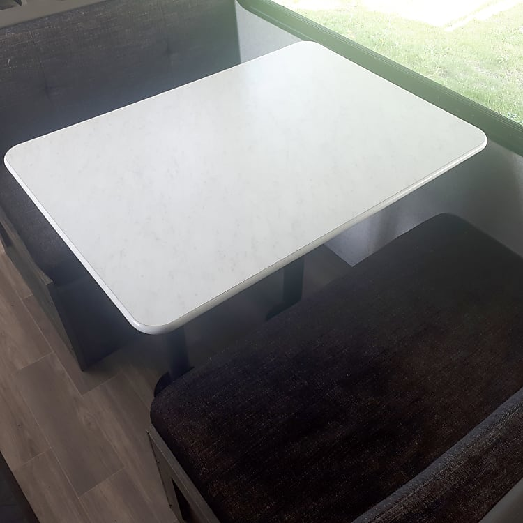 Dinette that will fold into another sleeping area