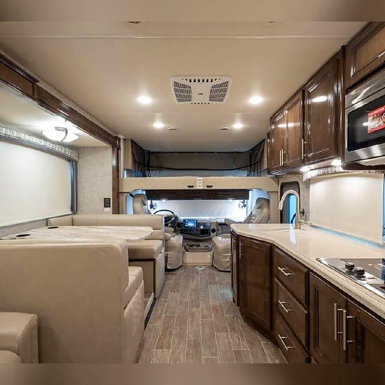 Exact Interior except Black/gray furniture