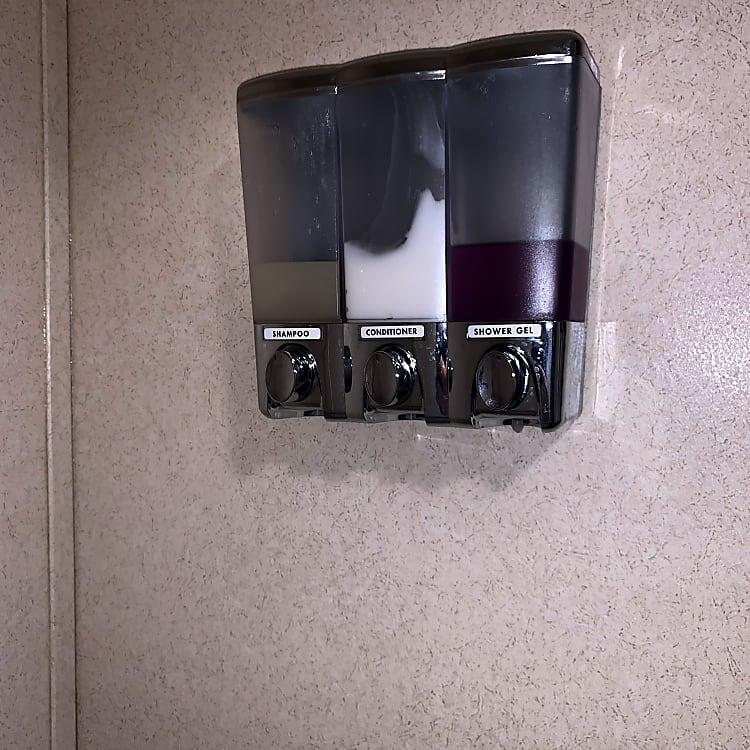 Soap, Shampoo and Conditioner