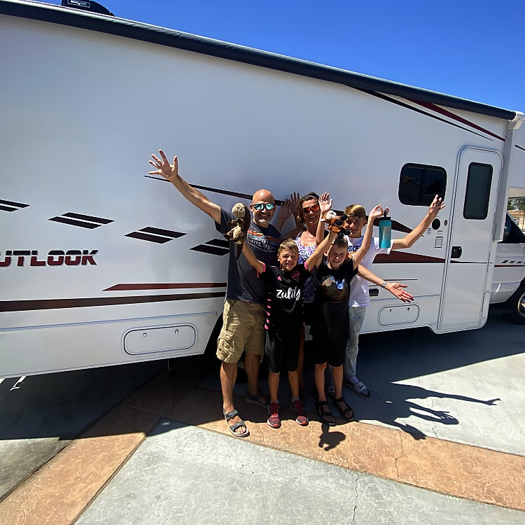 Perfect for Families! These were my first renters and went on a 10 day adventure. Both at RV parks and off thegrid!