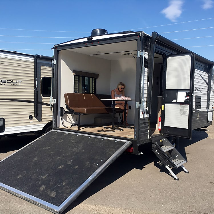 Has room for all your toys and a kitchen sink to boot!