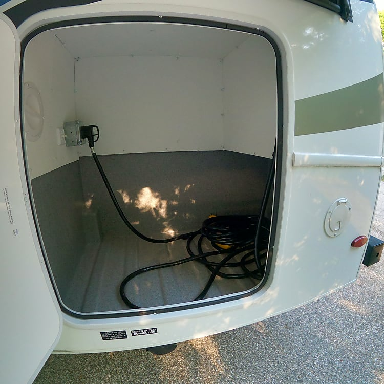 RV Power Cord + Extension Cord