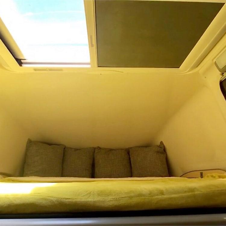 Queen Bed on Top