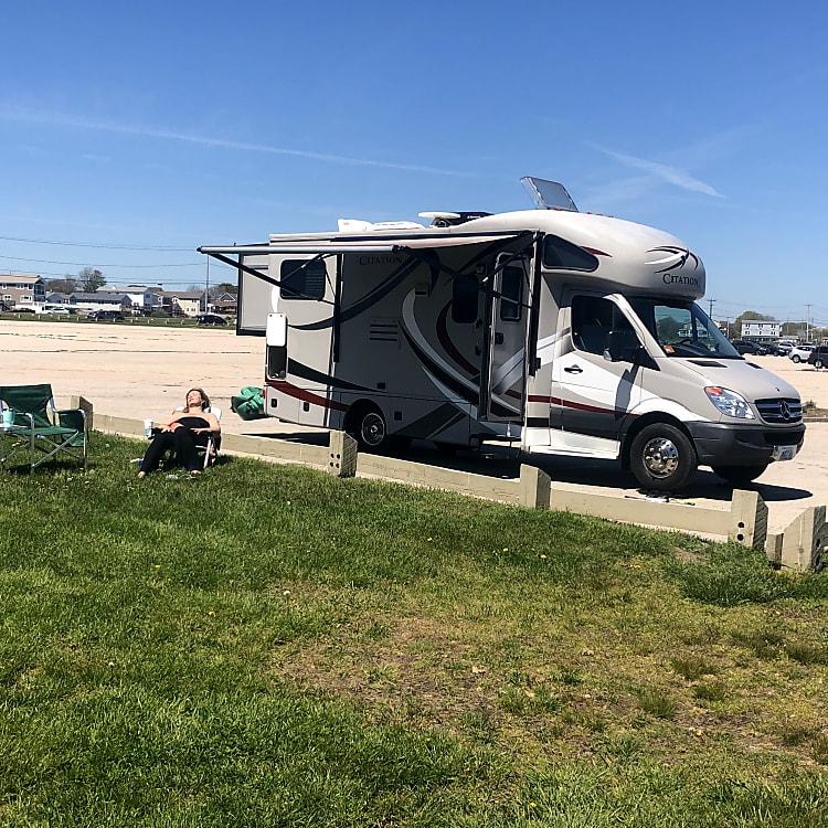 Scarborough Beach ,RI