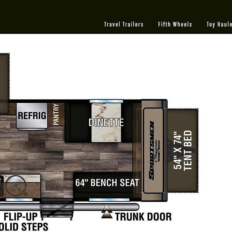 Specs and floor plan