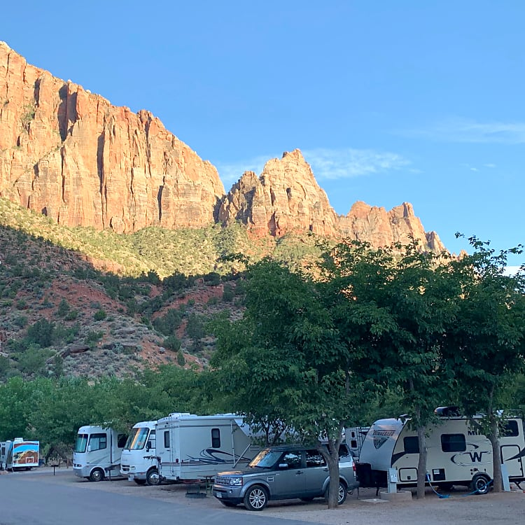 Zion Canyons Campground