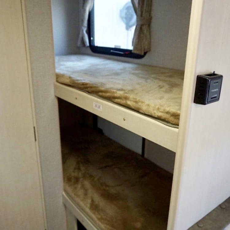 """Bunk Beds (72"""" x 30"""")"""