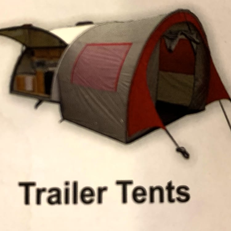 Attachable tent for extra sleeping space or privacy