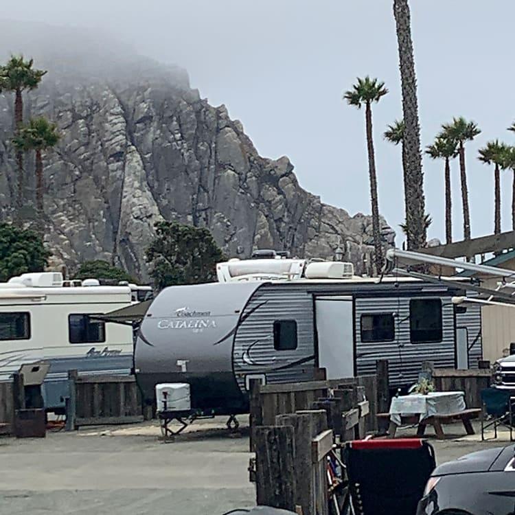 The Rock! Morro Bay