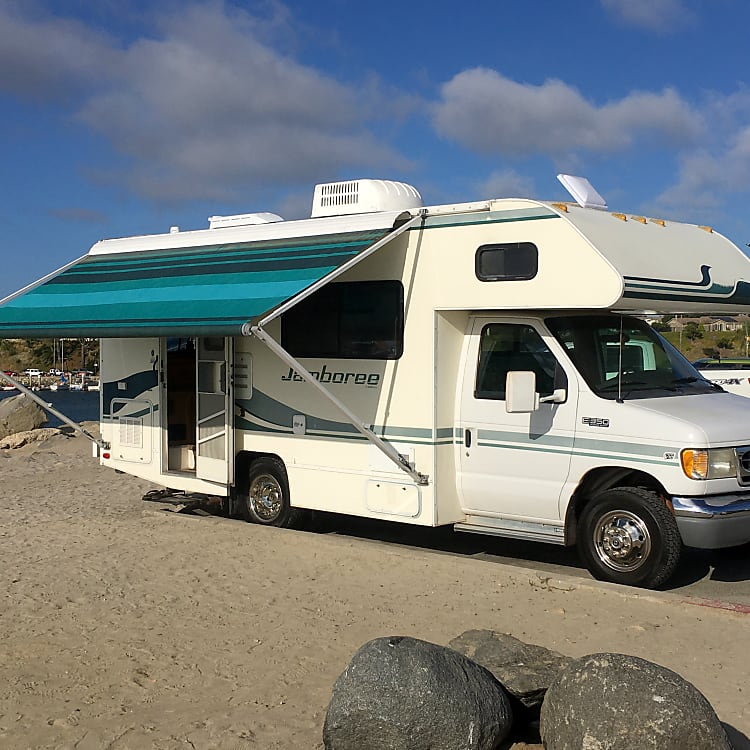 At home in Oceanside, overnight camping available, $20