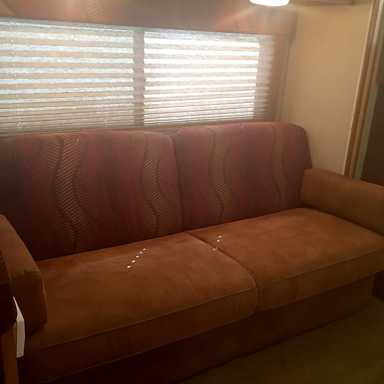 Couch Folds out to bed