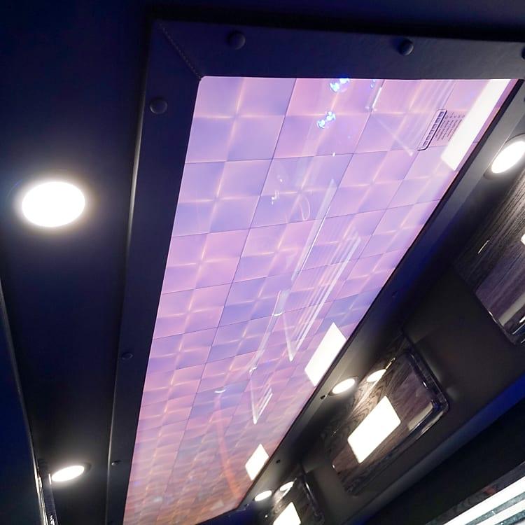 Programmable lighting