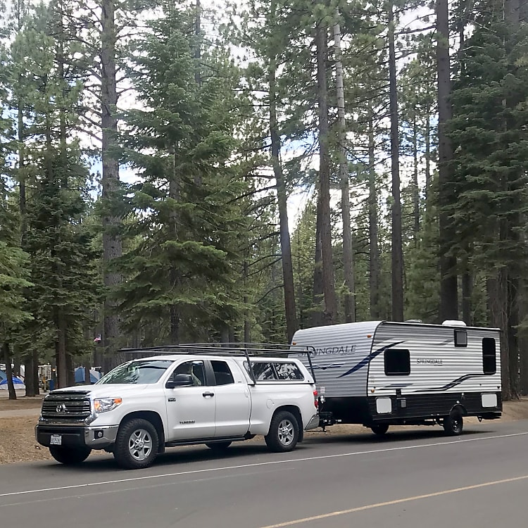 Light and easy to tow