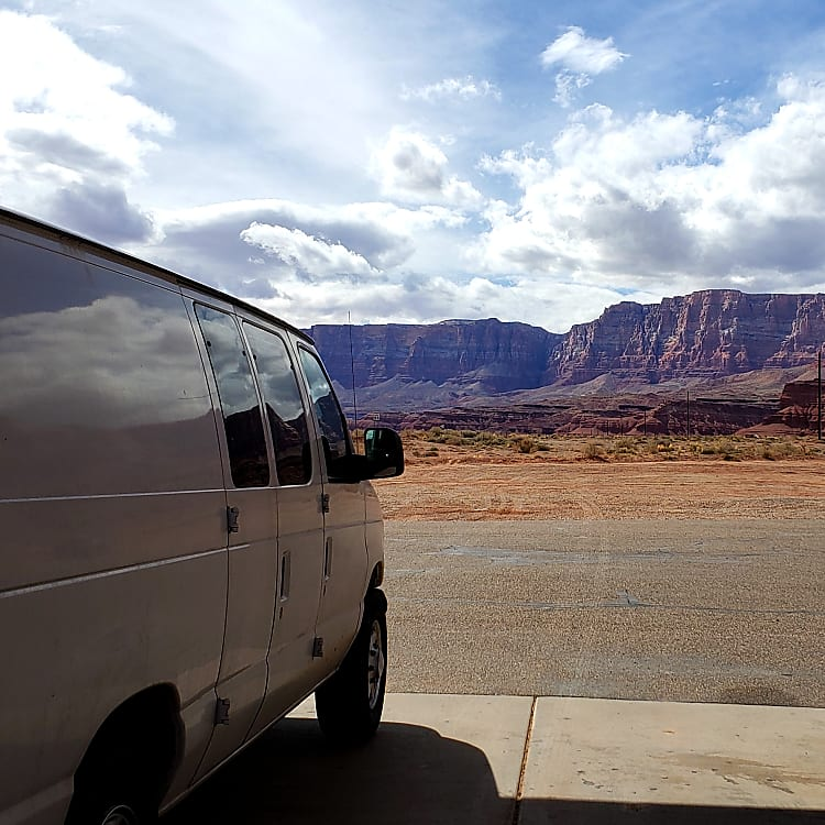 We've traveled across the US with this van