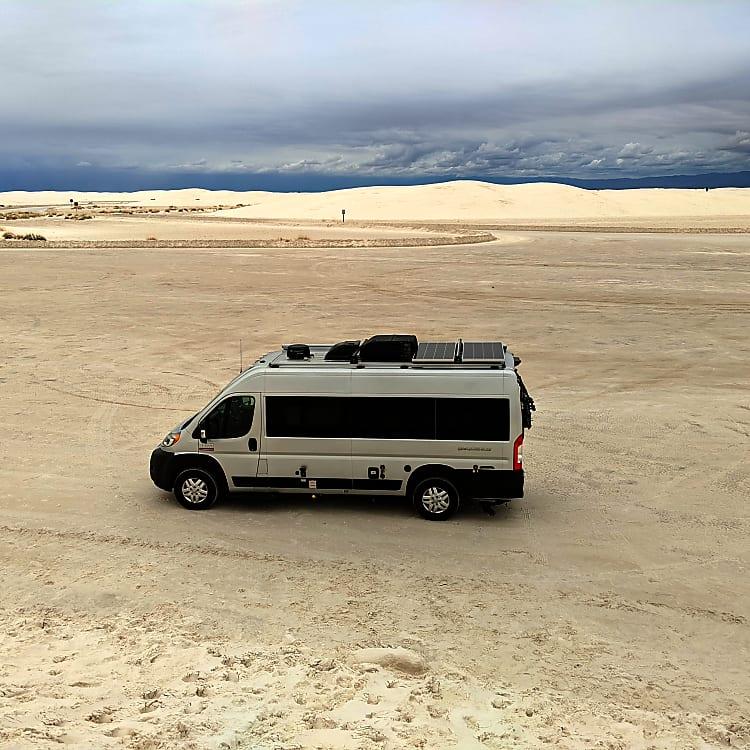 White Sands N.P.