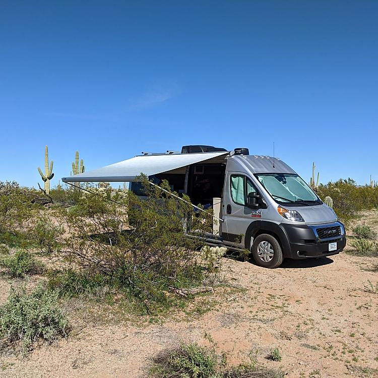 Deserts of Arizona