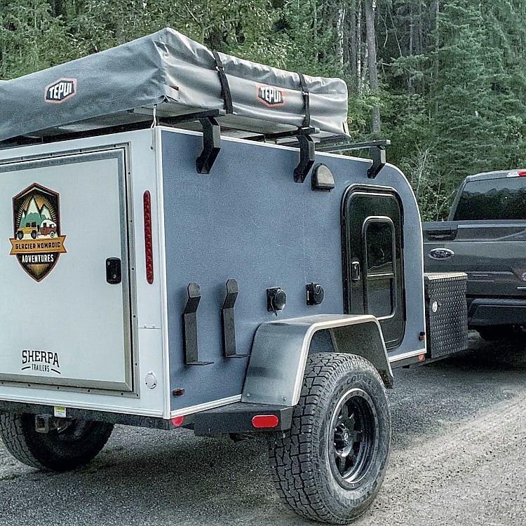 Built to explore the Backcountry of Montana.