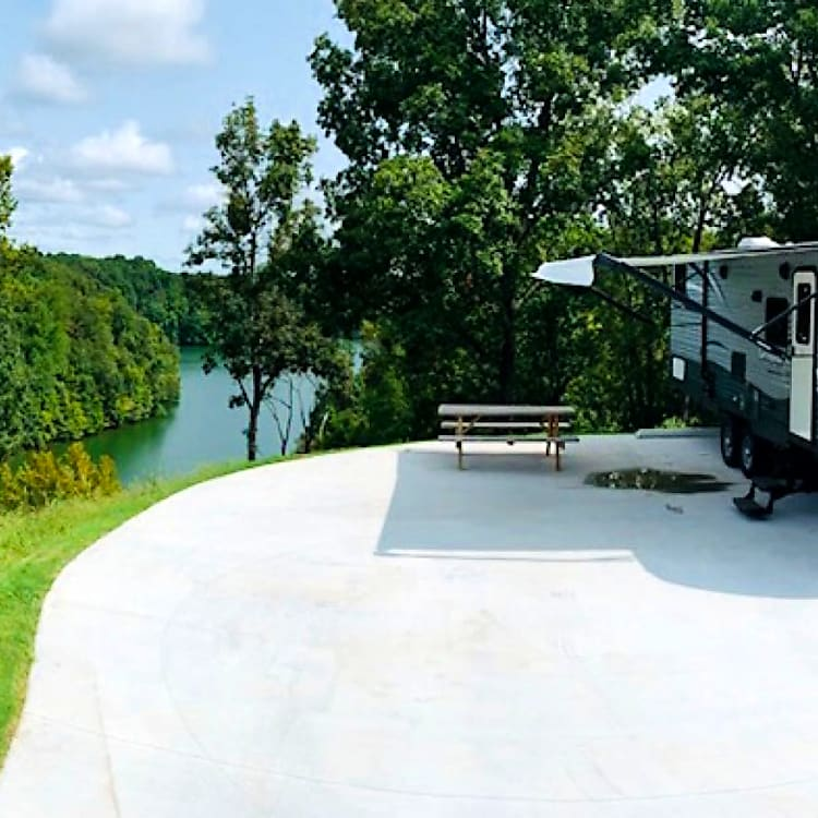 Clear Water Cove - Tim's Ford Lake